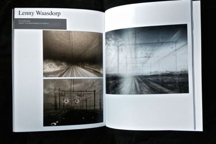 Railway Landscapes included in photo book of the Unlimited Grain Gallery