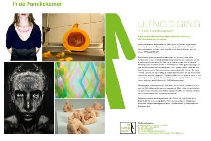Jury report of the Familiekamer Kunstprijs